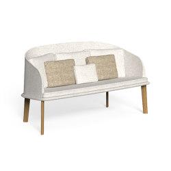 Cleo Teak | Sofa Love Seat | Sofas | Talenti