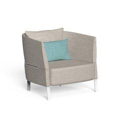 Eden | Lounge Armchair | Armchairs | Talenti