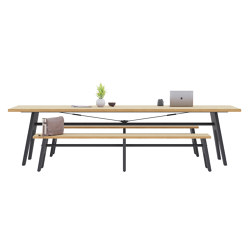 Core & Rove | Tables and benches | ERSA