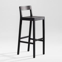 Sit Bar Wooden seat | Tabourets de bar | Zeitraum
