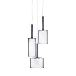 Spillray SP 3 crystal | Suspended lights | Axolight