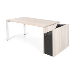 FrameFour Desk | Desks | Steelcase