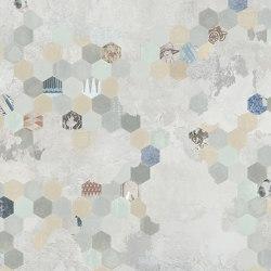 Esagona   Wall art / Murals   TECNOGRAFICA