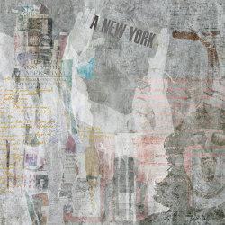 PPP NY | Wall art / Murals | TECNOGRAFICA