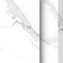 Unique Calacatta™ | Mineral composite panels | Compac