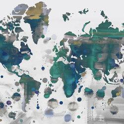 Worldwide   Wall art / Murals   TECNOGRAFICA