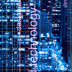 City Lights   Synthetic panels   TECNOGRAFICA