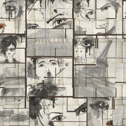 Comix Chocolate | Wall art / Murals | TECNOGRAFICA