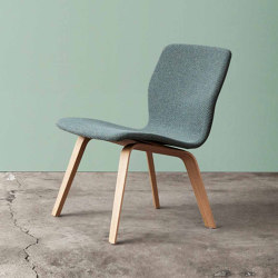 Butterfly Lounge wood | Armchairs | Magnus Olesen