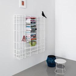 Leyva | bookcase | Shelving | Saba Italia