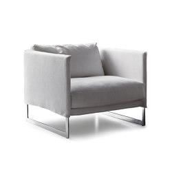 Livingston | Armchair | Sessel | Saba Italia