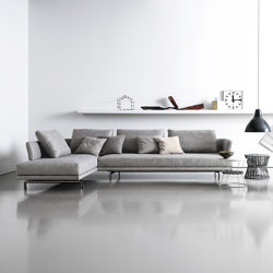 Quinta Strada | Sofa | Sofas | Saba Italia