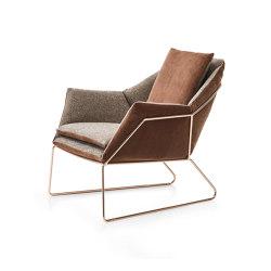 New York Armchair | Armchair | Armchairs | Saba Italia