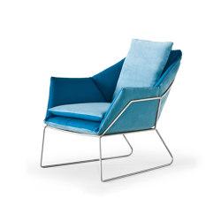 New York Armchair | Poltrona | Poltrone | Saba Italia