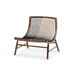 Sitar | Armchair | Walnut | Armchairs | Saba Italia