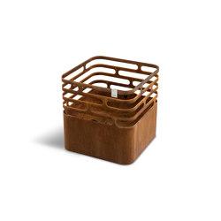 CUBE | Fire baskets | höfats