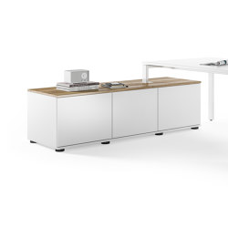Pontis Technology containers | Pedestals | Assmann Büromöbel
