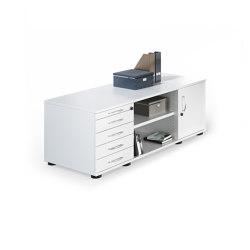 Pontis Technology containers | Cassettiere ufficio | Assmann Büromöbel