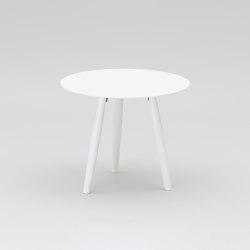SPAZIO_HPL | Side tables | FORMvorRAT
