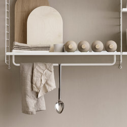 String System, Rod medium | Shelving | string furniture