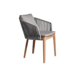 Mood Dining Chair | Stonegrey | Sillas | Tribù