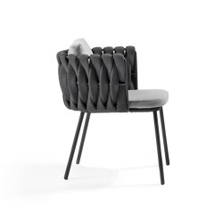 Tosca Armchair | Chairs | Tribù