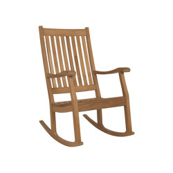 Newport Rocking Chair | Sillones | Barlow Tyrie