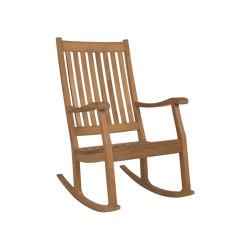 Newport Schaukelstuhl | Sessel | Barlow Tyrie