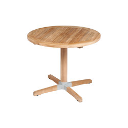 Bermuda Pedestal Table 90 | Bistro tables | Barlow Tyrie