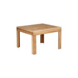 Linear Side Table 76 Square | Side tables | Barlow Tyrie