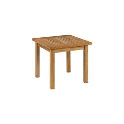 Monaco Low Table 44 Square | Mesas auxiliares | Barlow Tyrie