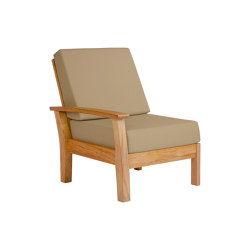 Haven Left Module DS | Armchairs | Barlow Tyrie