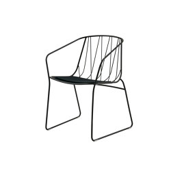 Chee Chair with Arms | Chaises | SP01