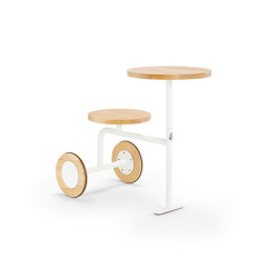 Valet natural | Side tables | Les Basic