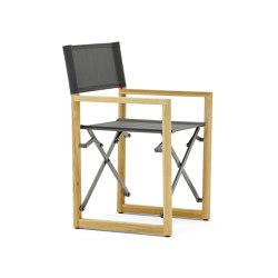 Victor La Regista Teak | Stühle | Varaschin