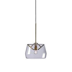 ATLAS | 350 transparent | Lámparas de suspensión | Tonone