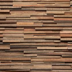 Ludlow | Wood panels | Wonderwall Studios