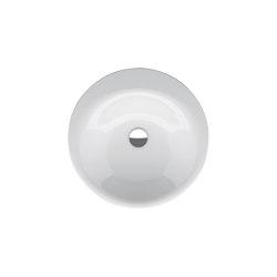 BetteLux Oval Built-in | Wash basins | Bette