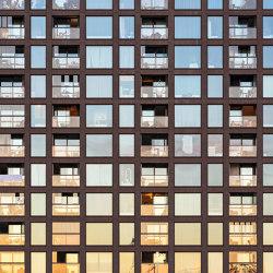 Sliding and Rotating System | SL 25 | Balcony glazing | Solarlux