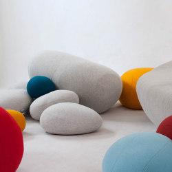 Colorstones | Poufs / Polsterhocker | Smarin