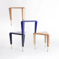 Ziggurat | Side tables | Smarin