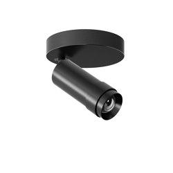 VERTICO mounted spotlight schwarz | Wall lights | RIBAG