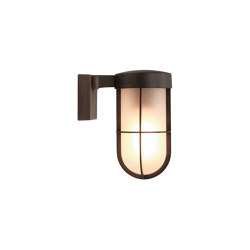 Cabin Wall Frosted | Bronze | Outdoor wall lights | Astro Lighting