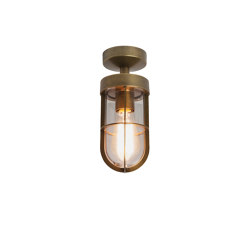 Cabin Semi Flush | Antique Brass | Outdoor ceiling lights | Astro Lighting