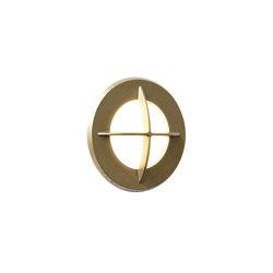 Arran Round LED | Coastal Brass | Outdoor wall lights | Astro Lighting