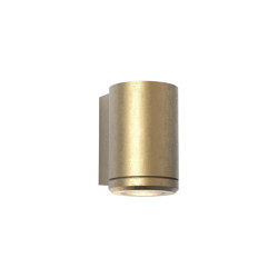 Jura Single | Coastal Brass | Outdoor wall lights | Astro Lighting
