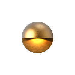 Tivola LED Coastal | Coastal Brass | Outdoor wall lights | Astro Lighting