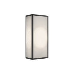 Messina 160 Frosted II | Textured Black | Outdoor wall lights | Astro Lighting