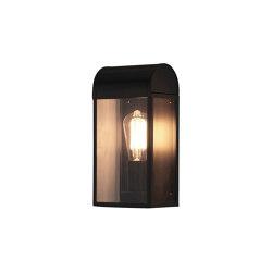 Newbury | Matt Black | Outdoor wall lights | Astro Lighting