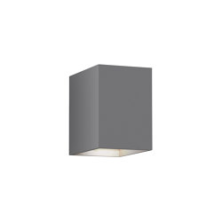Oslo 100 LED | Textured Grey | Outdoor wall lights | Astro Lighting